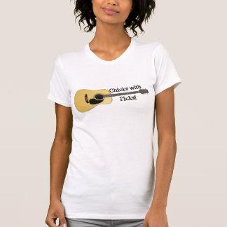 Camiseta Polluelos con Selección-Acústico