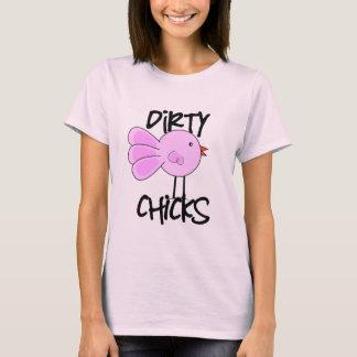 Camiseta Polluelos sucios