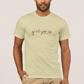 Camiseta poo de los chicas también