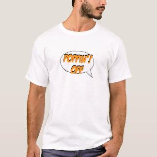 Camiseta Poppin apagado