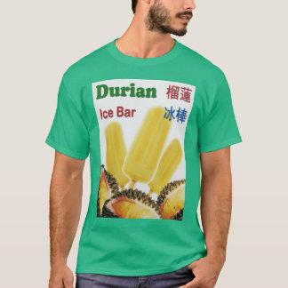 Camiseta Popsicle de la fruta tropical de la barra del