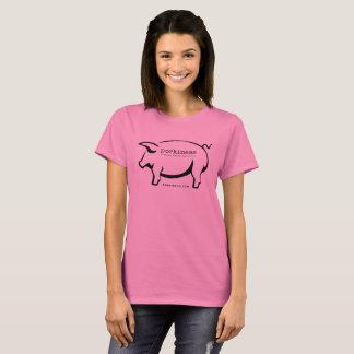 Camiseta Porkiness: Amamos todas las cosas cerdo y cerdo