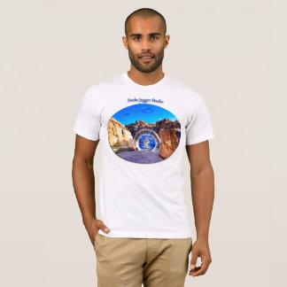 Camiseta Portal del barranco del coyote para los hombres