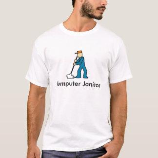 Camiseta portero, portero del ordenador