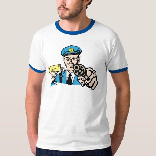 Camiseta Postal