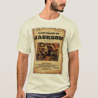 Camiseta poster de Jackson del bwom