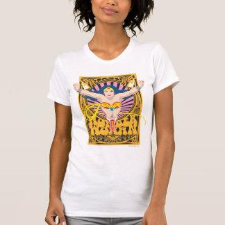 Camiseta Poster de la Mujer Maravilla