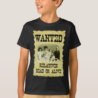 Camiseta Poster querido