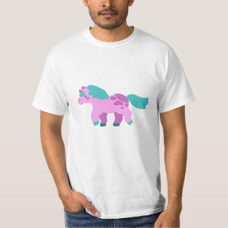 Camiseta Potro rosado Cutesy