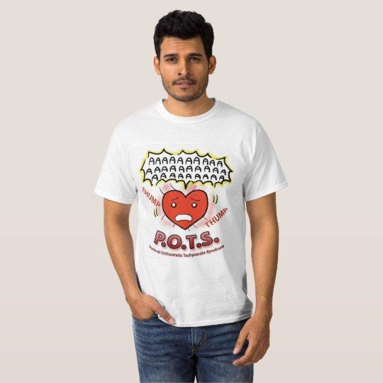 Camiseta POTS problem