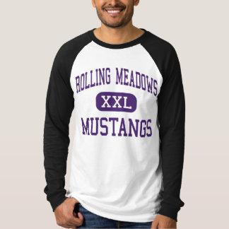 Camiseta Prados del balanceo - mustangos - prados del