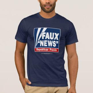 Camiseta Pravda republicano