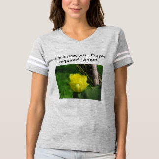 Camiseta preciosa