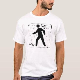 Camiseta Precipitación del Impar-Man - hombre de
