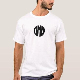 Camiseta Precipitación impar del hombre