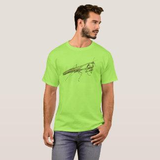 Camiseta Predicador en verdes
