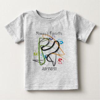 Camiseta preferida del artista de la mamá
