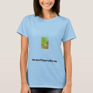 Camiseta Pregunte su realidad