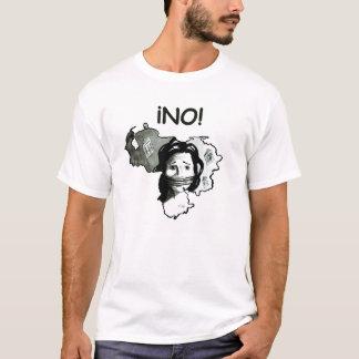 Camiseta Prensa libre para Venezuela