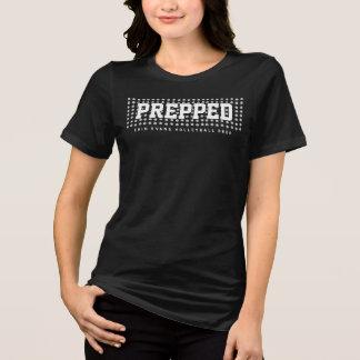 Camiseta preparada del |