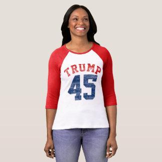 Camiseta Presidente del triunfo 45.o del equipo
