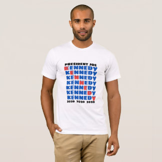 Camiseta Presidente Joe Kennedy 2020