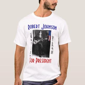 Camiseta Presidente Johnson