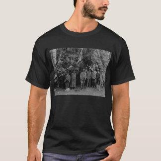 Camiseta Presidente Roosevelt y John Muir California 1903