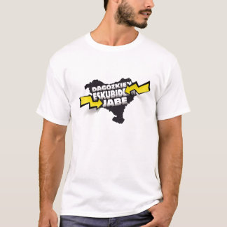 Camiseta Presos vascos en país vasco