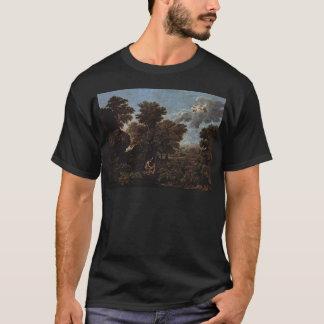 Camiseta Primavera (el paraíso terrestre) por Nicolás