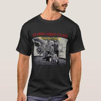 Camiseta Primera clase que vuela