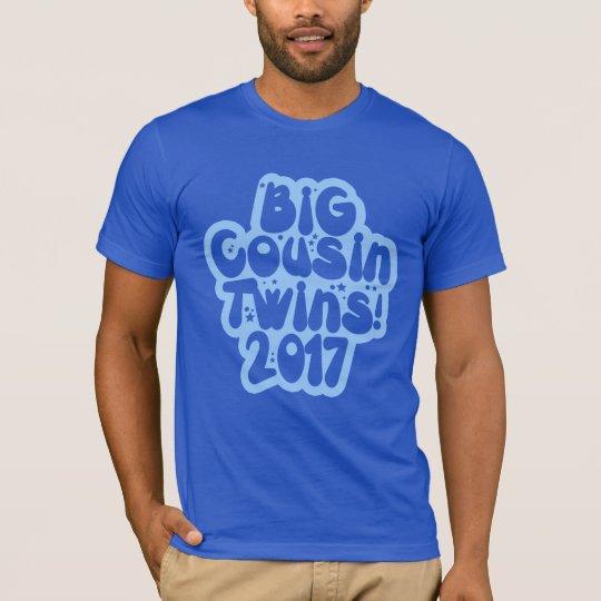 Camiseta Primo grande de los gemelos 2017
