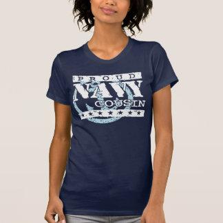 Camiseta Primo orgulloso de la marina de guerra