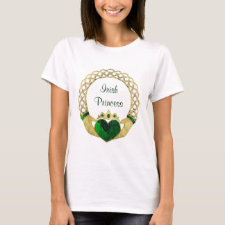 Camiseta Princesa de Claddagh