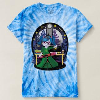 Camiseta ¡Princesa de la astronomía en vidrios!