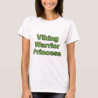 Camiseta Princesa del guerrero de Viking