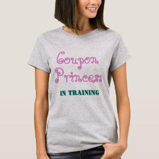 Camiseta Princesa In Training BFF de la cupón