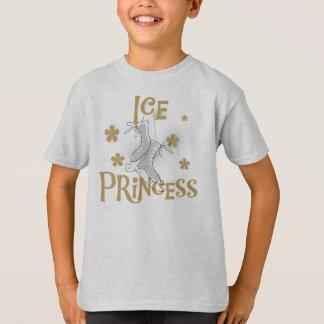 Camiseta Princesa T-shirts y regalos del hielo