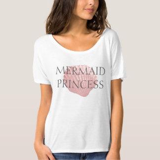 Camiseta Princesa Tee de la sirena