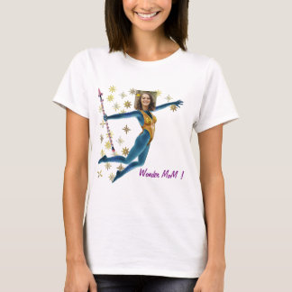 Camiseta Princess Fairy Wand, Blue - with YOUR Photo -