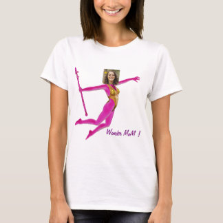 Camiseta Princess Fairy Wand, Pink Fushia - with YOUR Pho