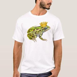 Camiseta Príncipe T-Shirt de la rana