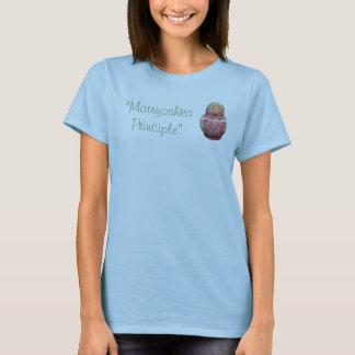 Camiseta Principio de Matryoshka