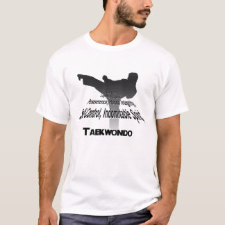 Camiseta Principios del Taekwondo