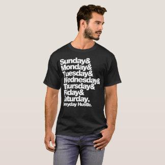 Camiseta Prisa diaria de SMTWTFS