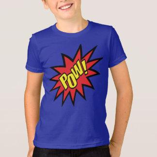 Camiseta Prisionero de guerra del superhéroe