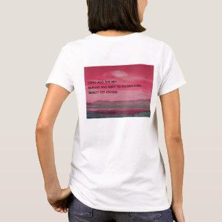 Camiseta Privado con todo feliz