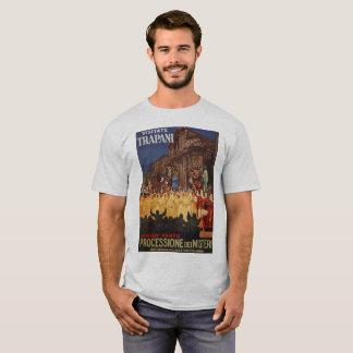 Camiseta Procesión cristiana Trapan de Pascua del viaje