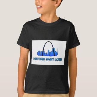 Camiseta Producto histórico del logotipo del Saint Louis