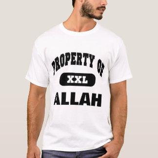 Camiseta Propiedad de ALÁ